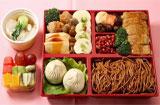 超适合白领的五种营养食材午餐