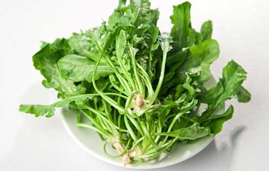 肝病患者 春季就吃七种蔬菜养肝