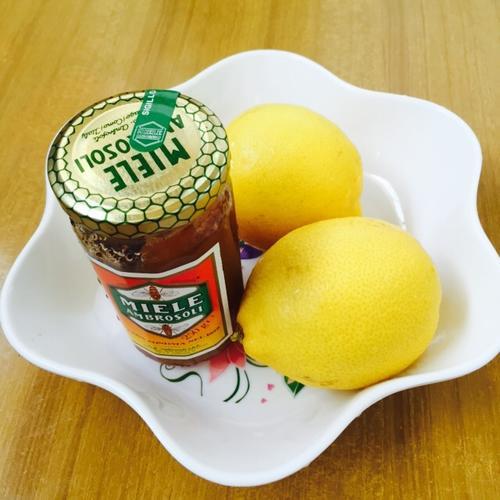 【蜂蜜柠檬茶】