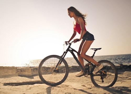 特效减肥 5种骑车方式