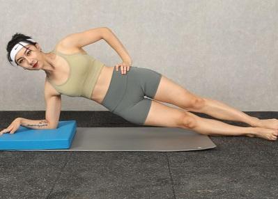 腰腹力量训练9个动作 你知道几个