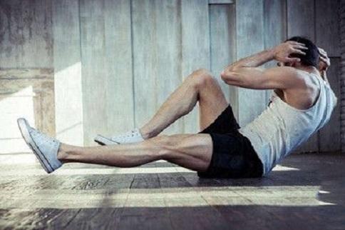 初级新手锻炼腹肌最好的方法