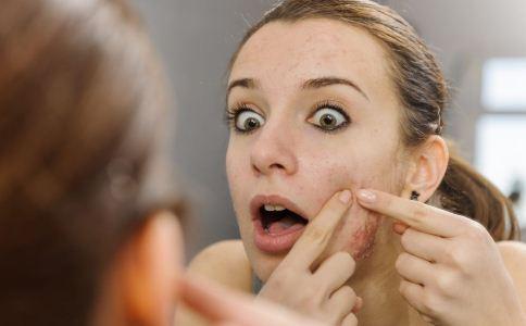 脸上不同部位长痘是什么情况?长痘应该如何调理?