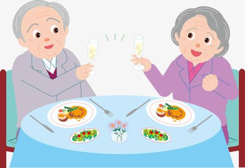 想要长寿就要好好吃晚餐,中老年人的晚餐要牢记这5点!