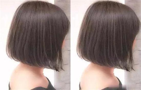 圆脸女生适合什么样的发型 短发