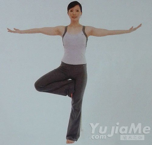 超棒的减肥瑜伽瘦腿动作