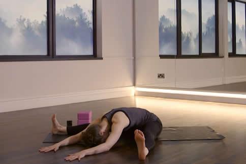 坐角式瑜伽怎么练最正确