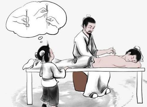 古代针灸知多少 古代针灸用具是几针